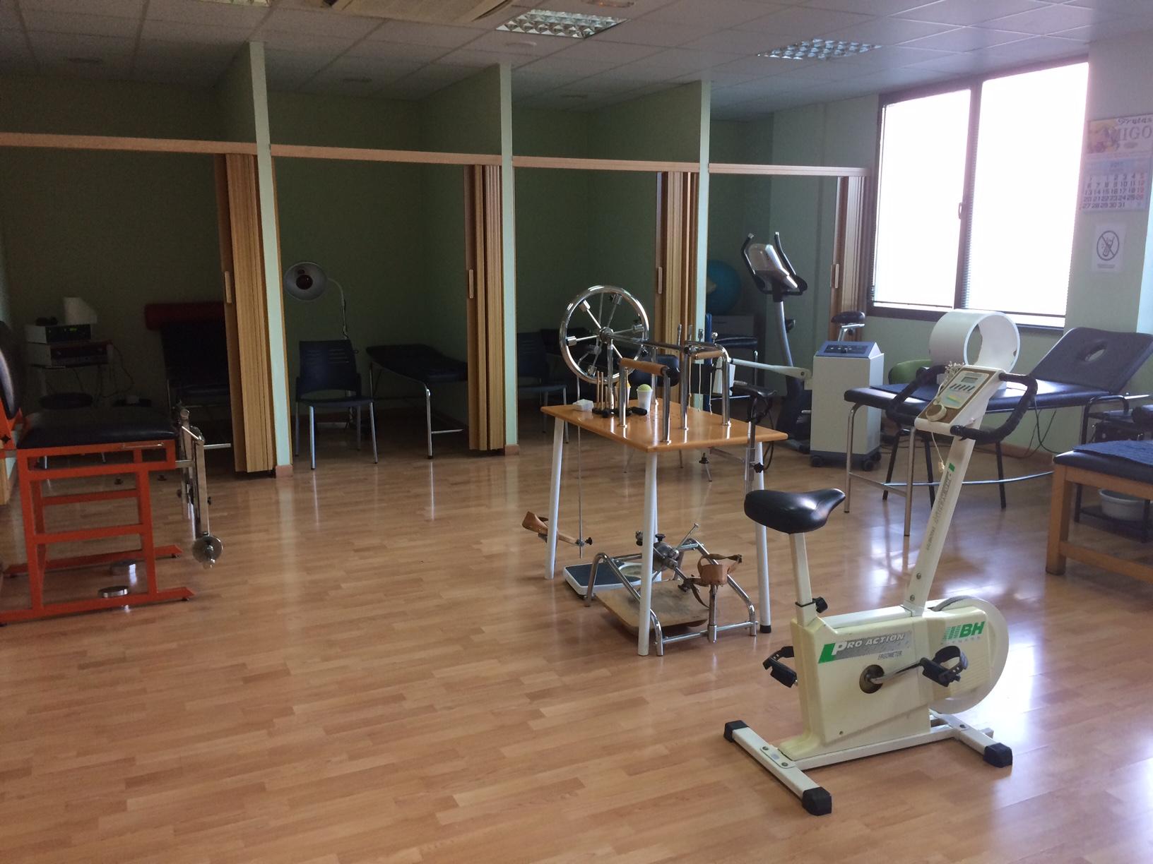 Fisioterapia, acupuntura y rehabilitación